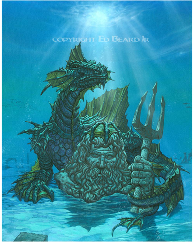 Poseidon's Pet