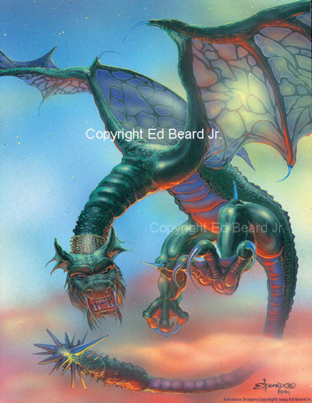 Rakshasa Dragon