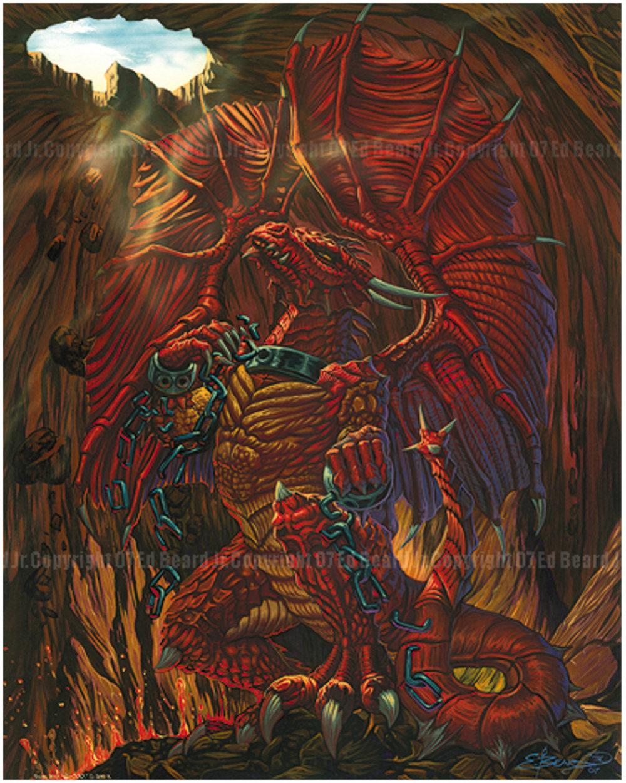 Unbound Dragon
