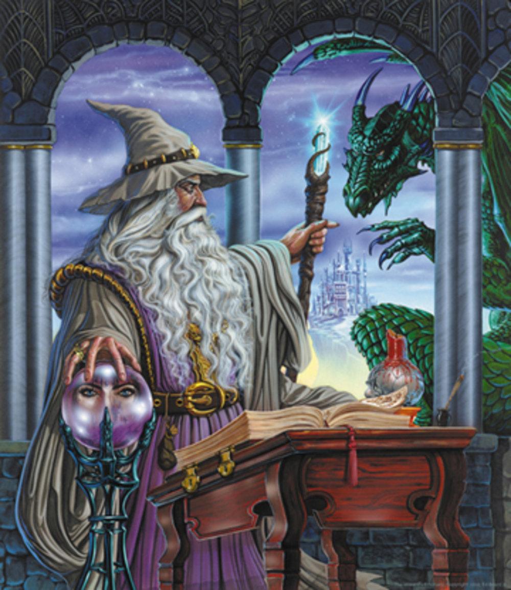 Wizard's Emmisary
