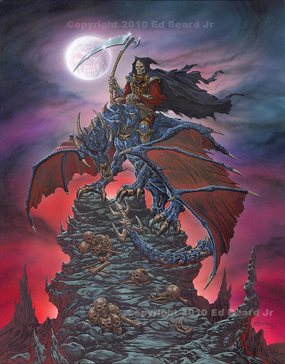 Dragon Reaper