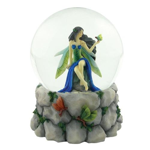 Globe Figurine