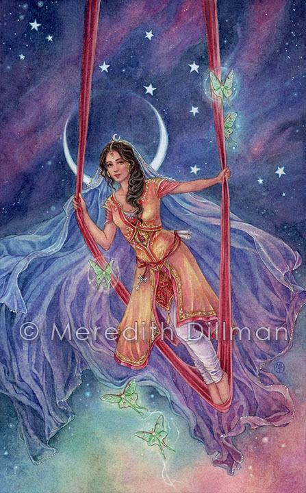 High Priestess Carnival