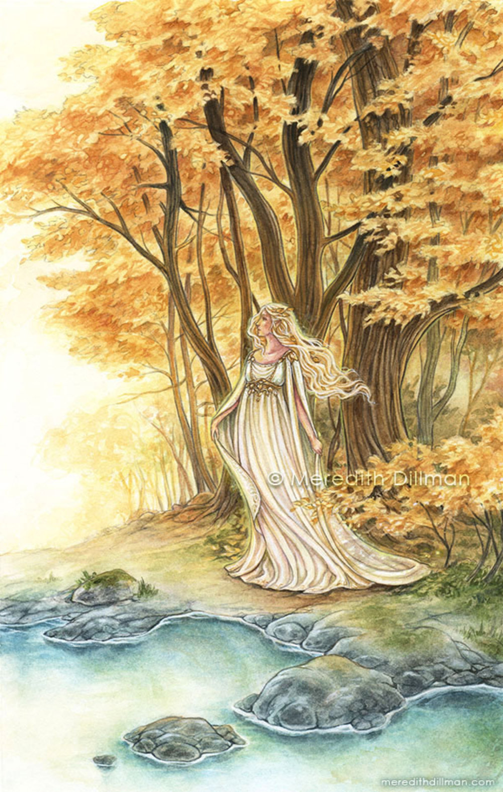 Galadriel Goldenforest