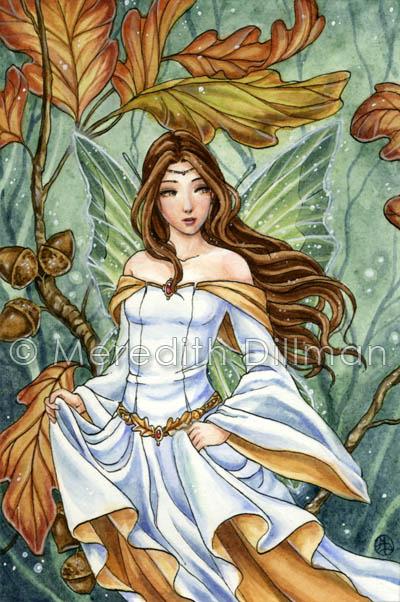 Oak Fairy