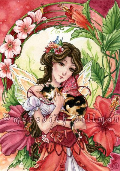 Hibiscus Fairy