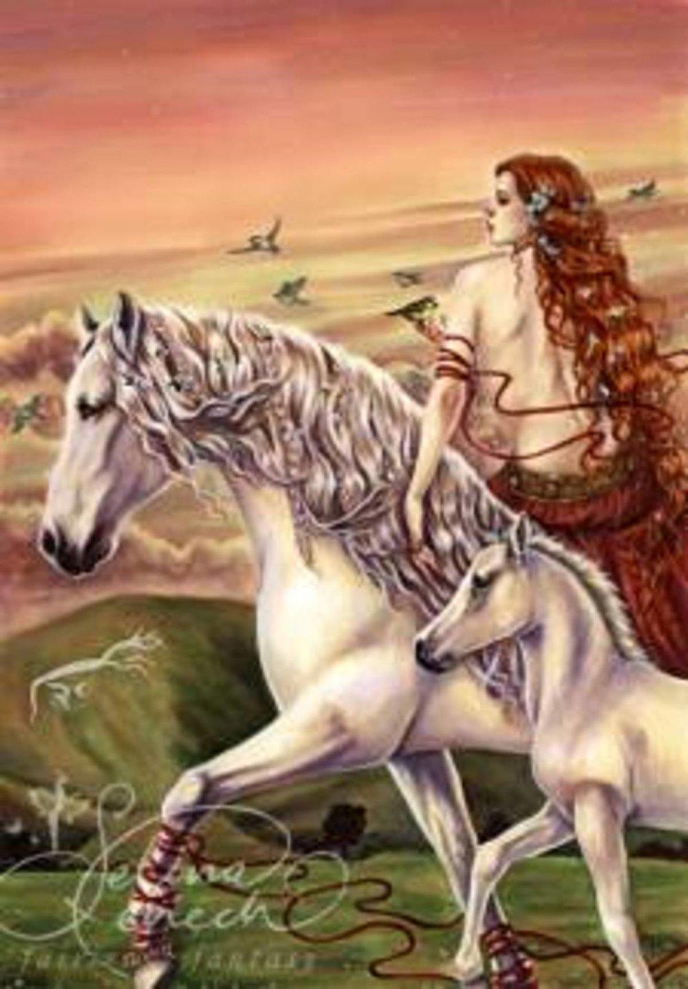Rhiannons Ride