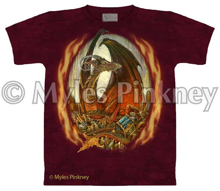 Treasure Dragon Shirt