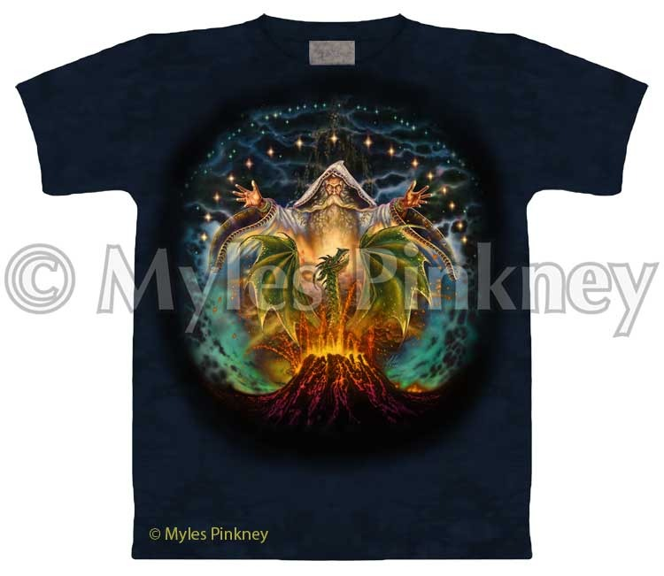 Dragon Mountain Shirt