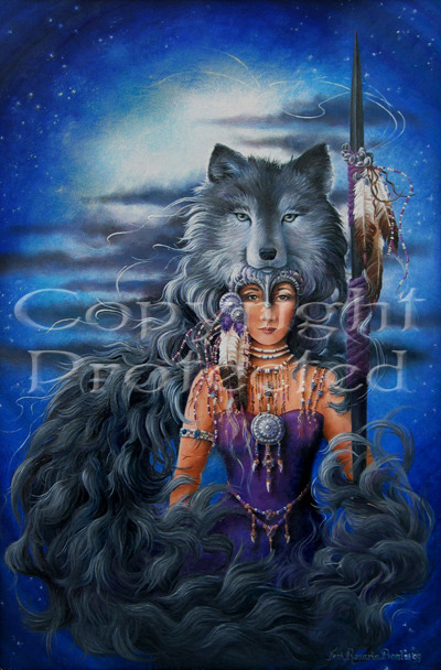 Wolf Mistress