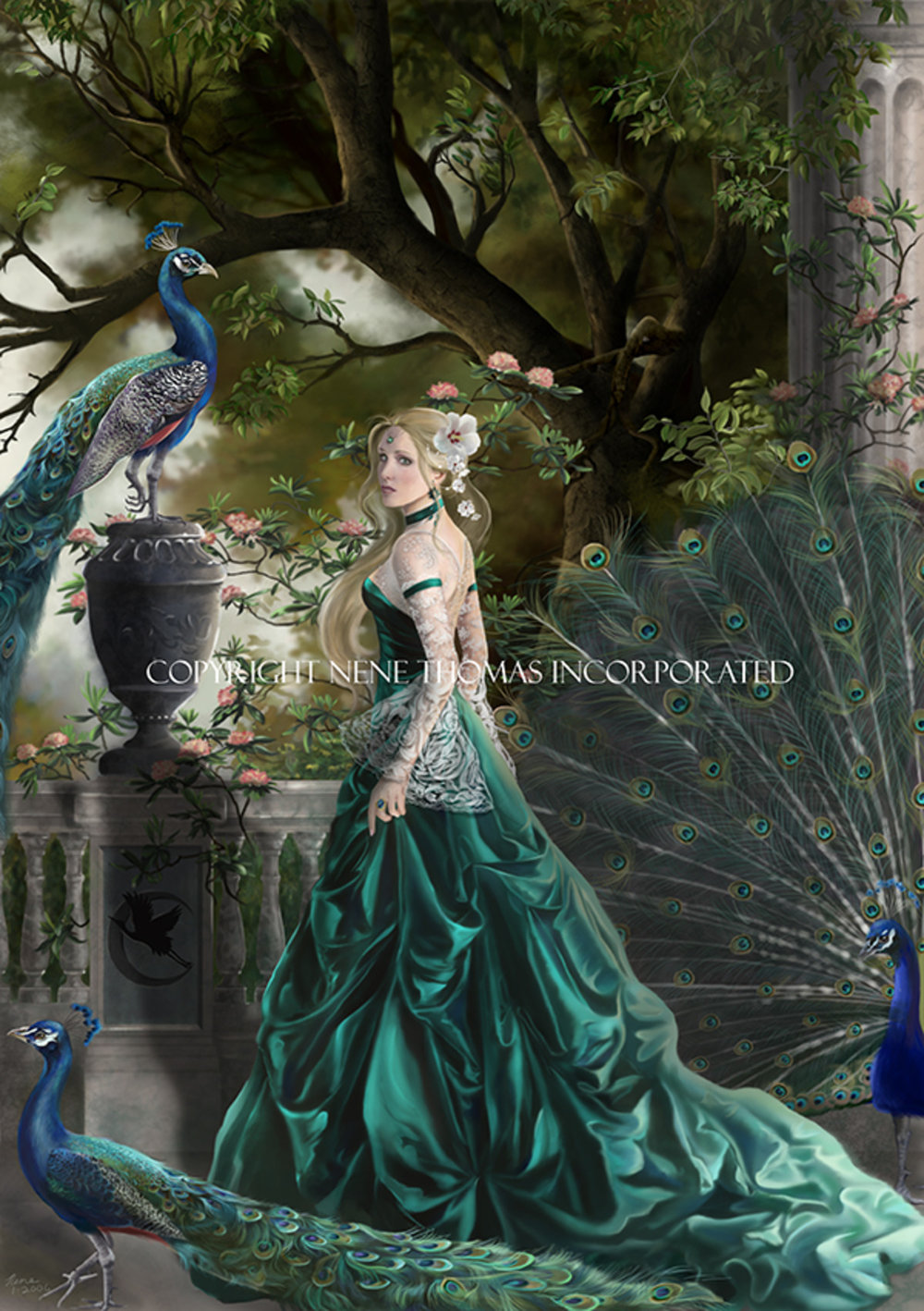 Emerald Hawthorne