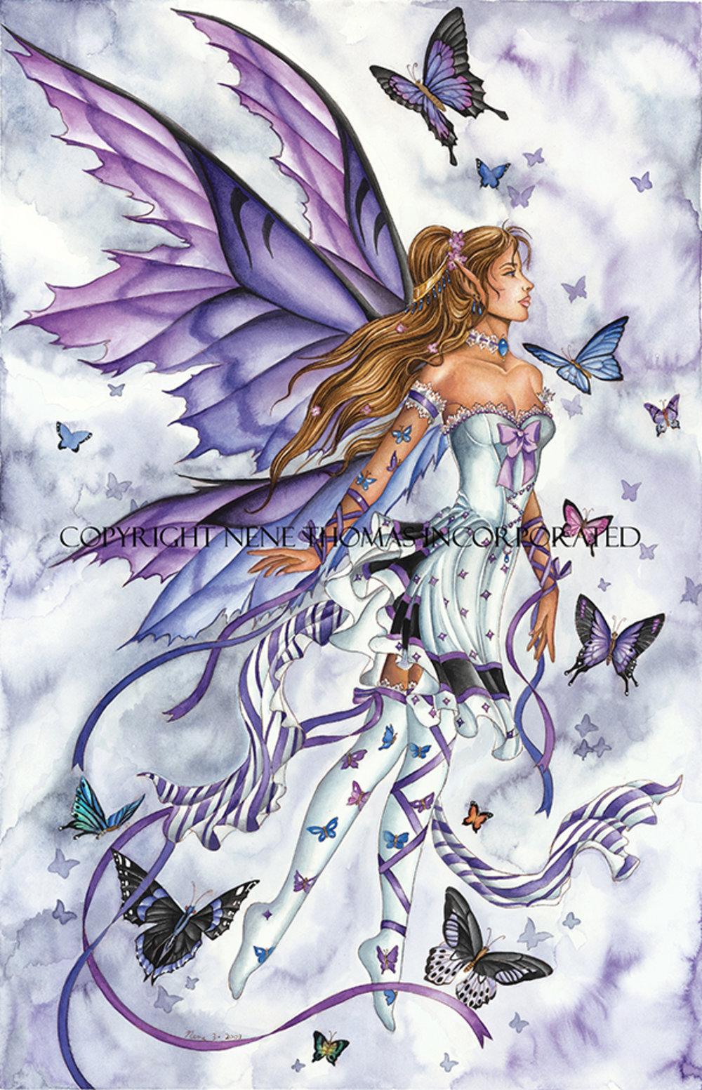 Lavender Serenade