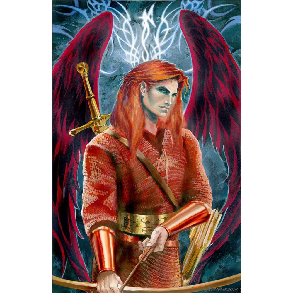 Uriel the Fire of God