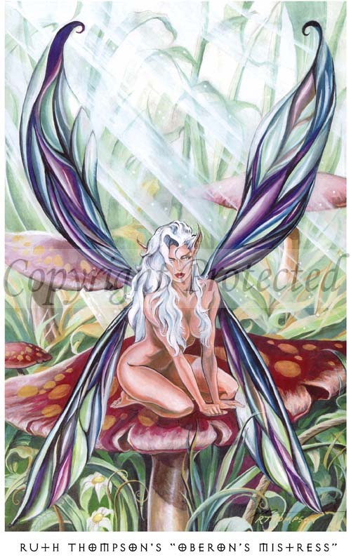 Oberon's Mistress