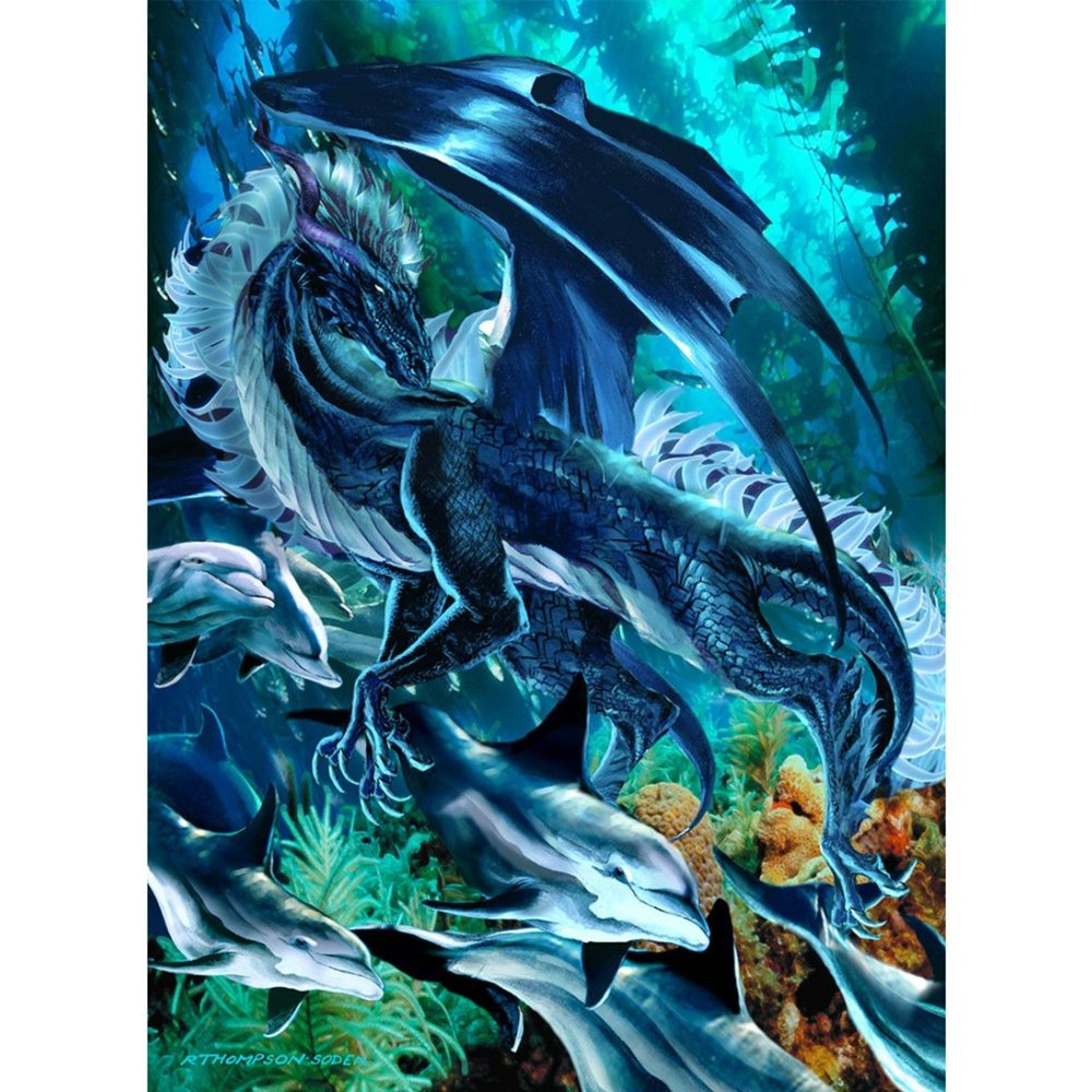 Brothers of the Sea Dragon
