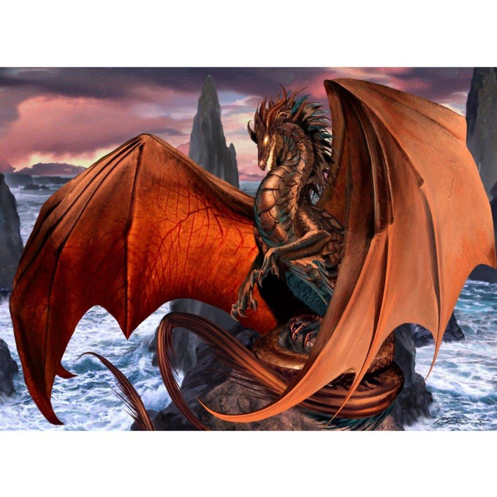 Coppervein Dragon