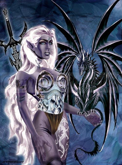 Dragonsworn the Mistress