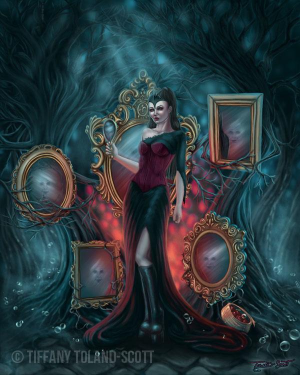 Evil Queen Complex