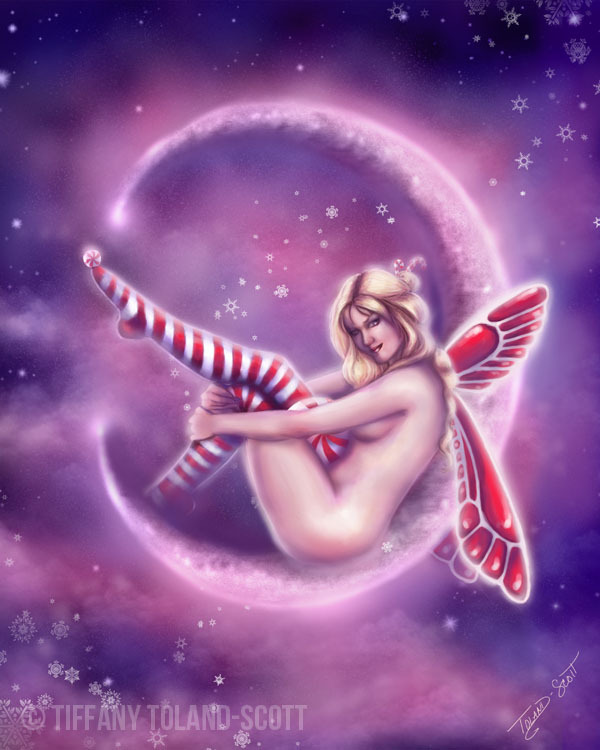 Peppermint Moon