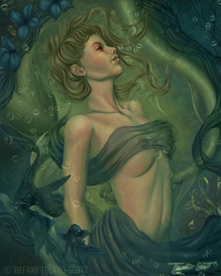 Birth of a Siren