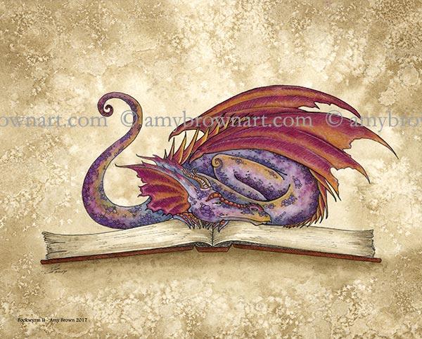 Book Wyrm II