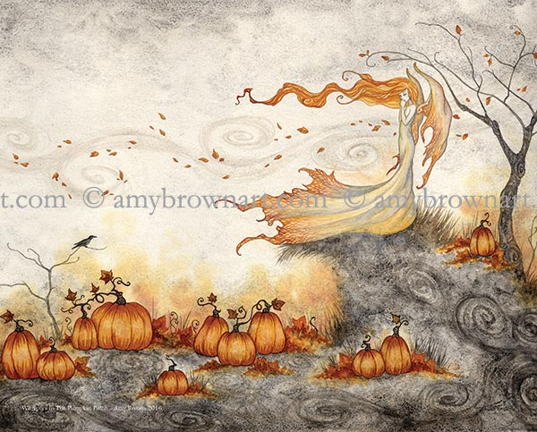 Whispers in the Pumpkin Patch
