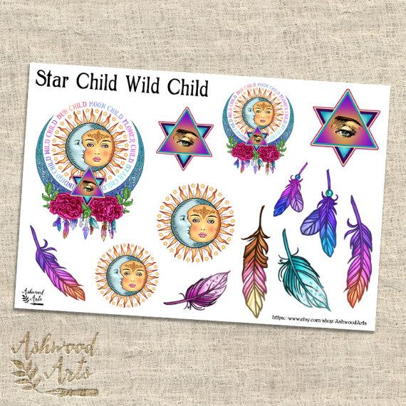 Star Child Wild Child