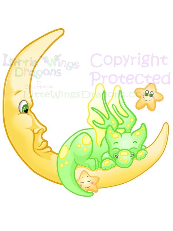 Sleep'n on the Moon