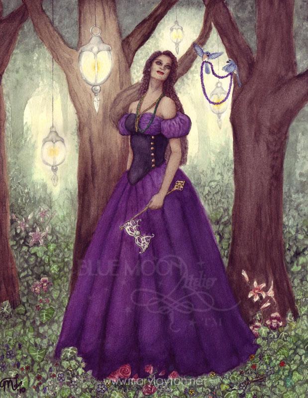 Queen Carnivale