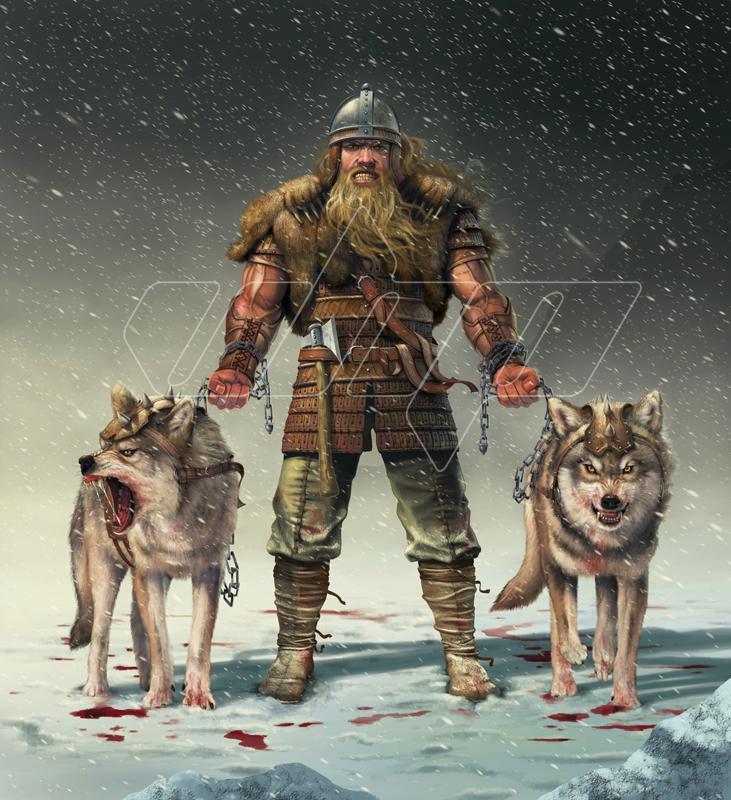 Mountain Viking