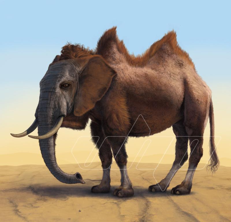 Camelephant