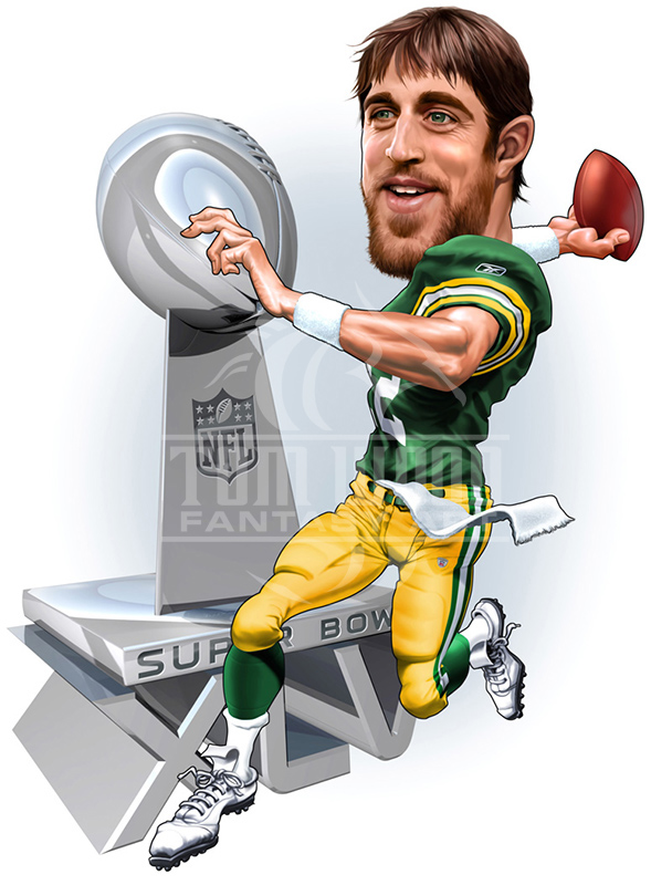Rodgers Caricature
