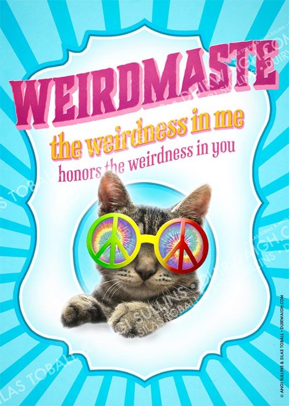 Weirdmaste 1