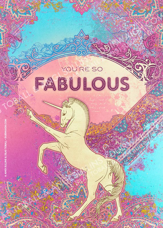 You are so fab