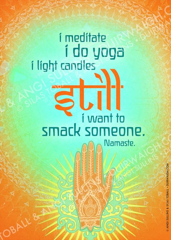 I Meditate 2