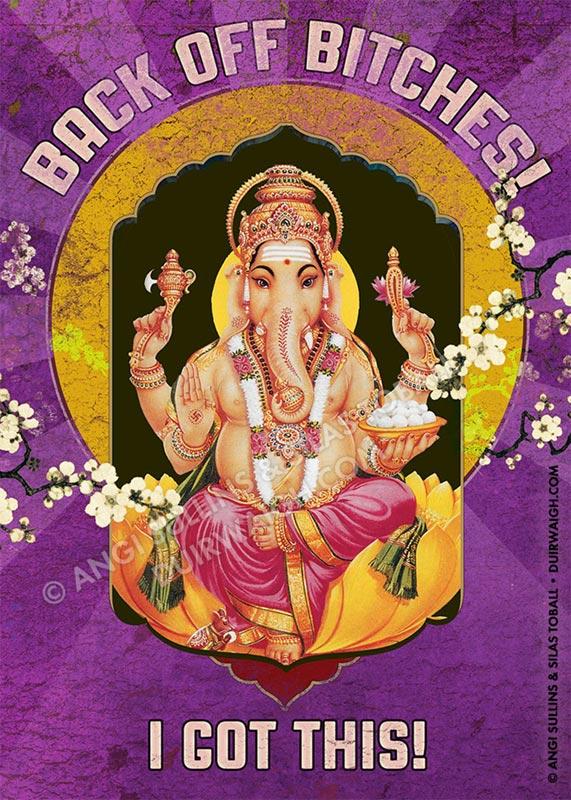 Ganesha Sassy