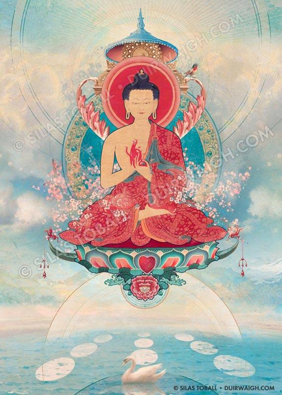Buddha Meditation 2