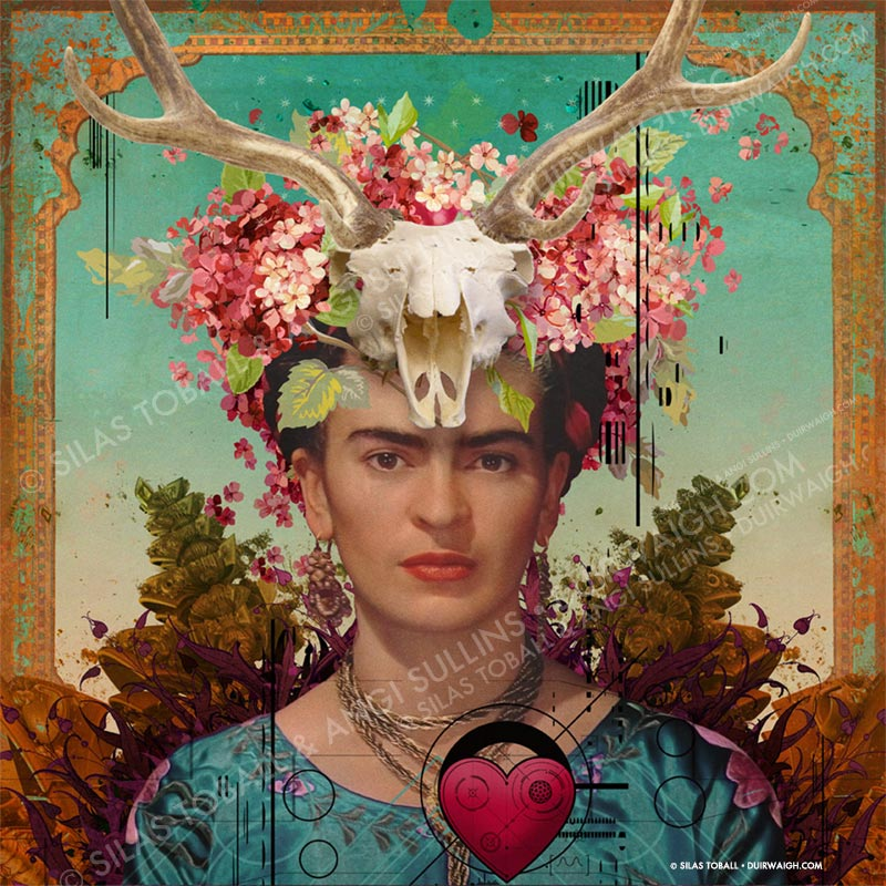Frida Kahlo 3
