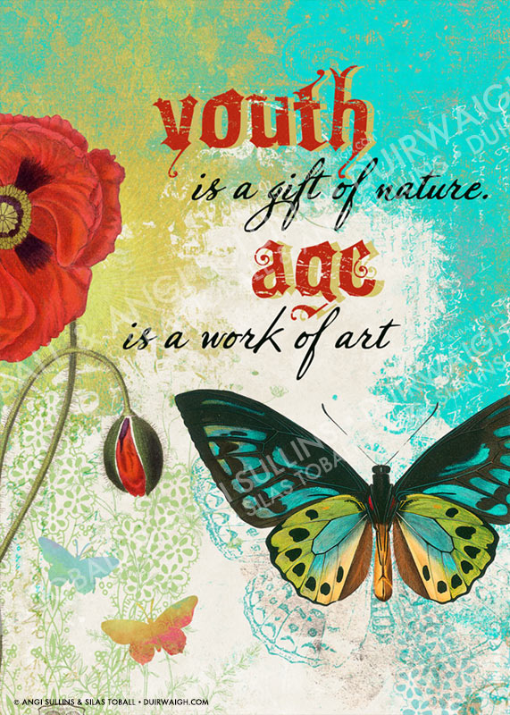 Youth is a gift