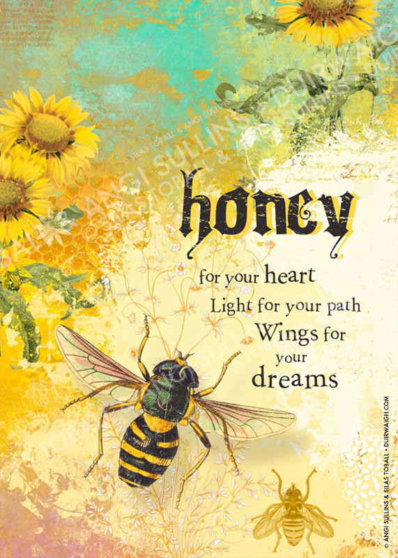 Honey for your heart 2