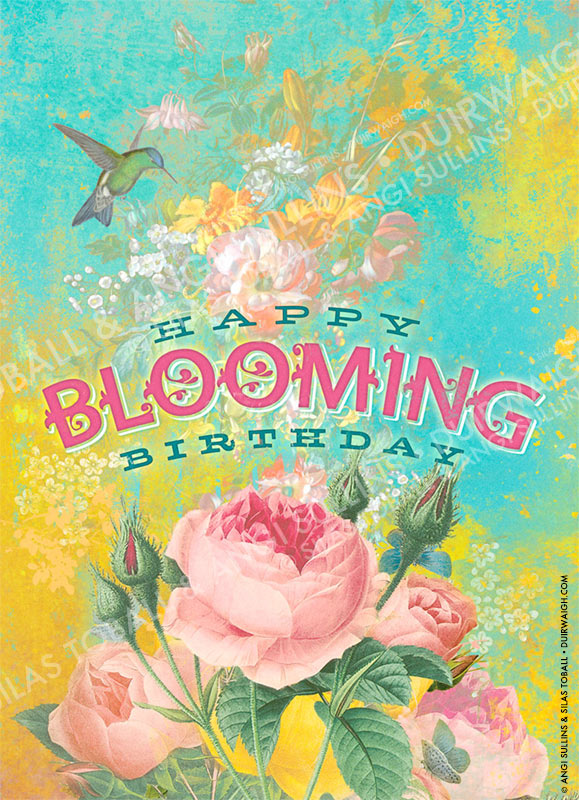 Happy Blooming 2