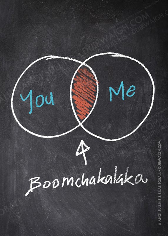 You Me Boomchakalaka