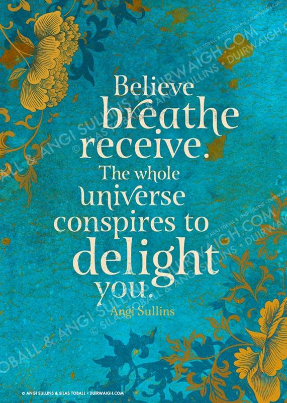 Believe Breathe