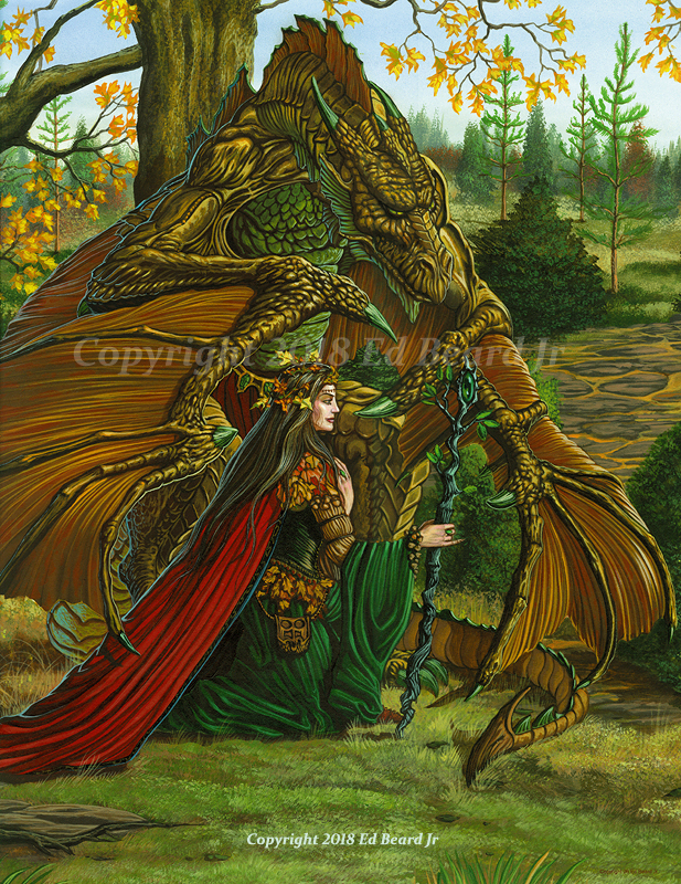 Forest Sorceress
