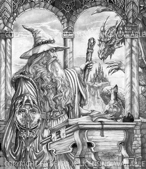 Wizards Emissary