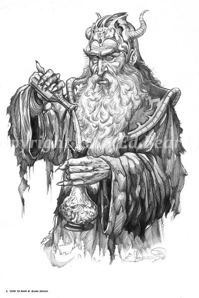 Alchemy Sorcerer