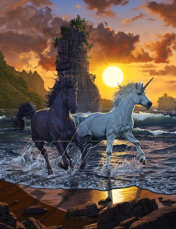 F-015 Unicorns in Sunset.jpg