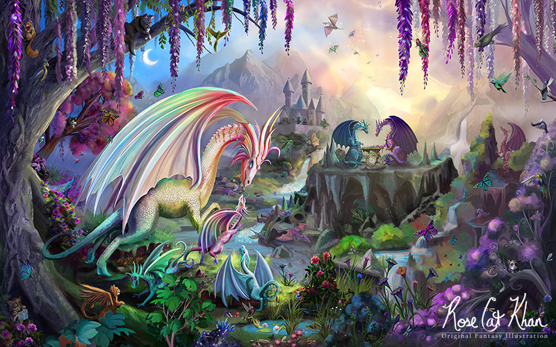 Dragon Paradise