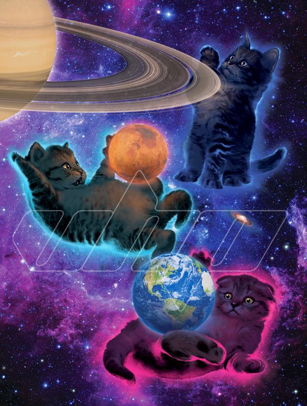 Cosmic Kittens