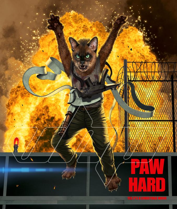 Paw hard